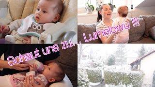 Alltag mit Baby | Tagesroutine mit Baby | Tagesablauf mit Kind