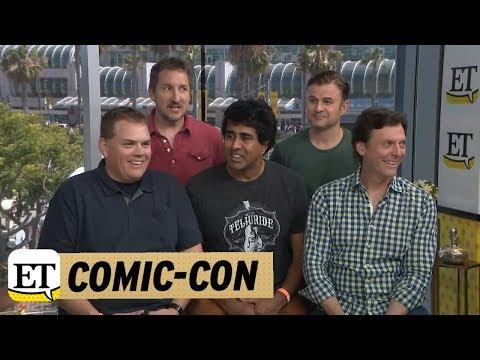 Comic-Con 2018: The Cast of Super Troopers 2 Reveal Their Most Quoted Lines