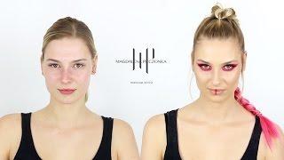 Jak zrobić makijaż fashion z Ewą Niespodzianą