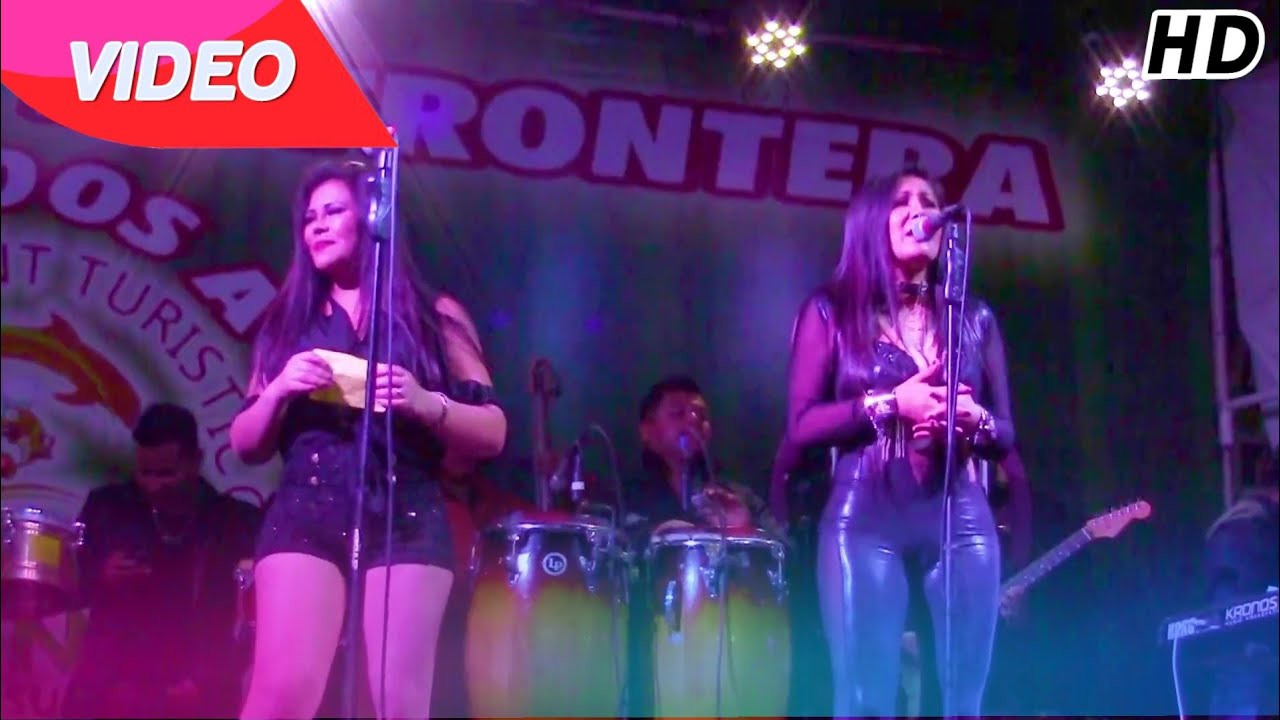 El Reencuentro - Me Equivoque (Marina Yafac) [En Tacna] 1080p