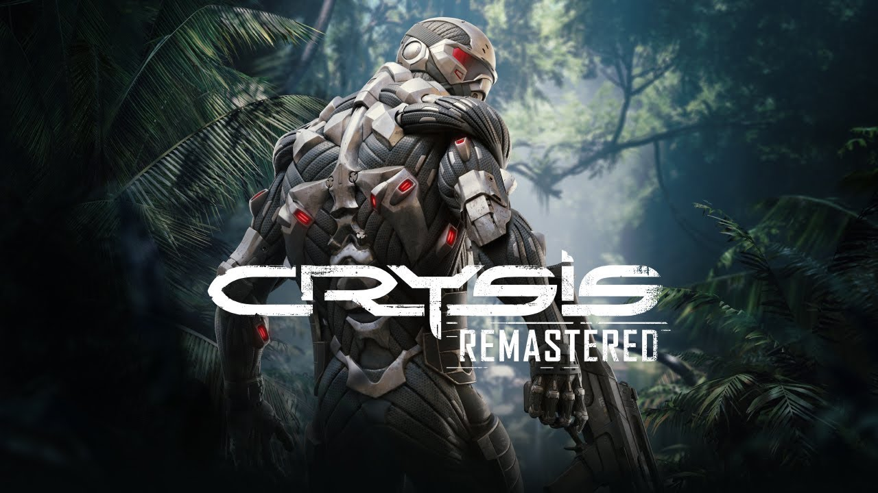 Crysis Remastered - Official Teaser - YouTube