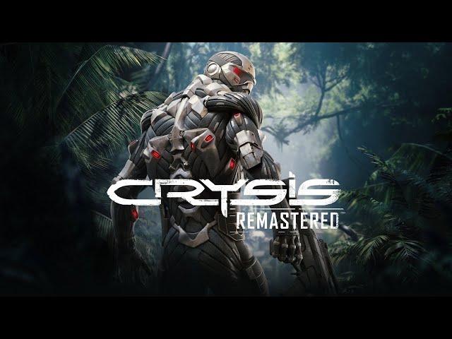 Crysis Remastered (видео)