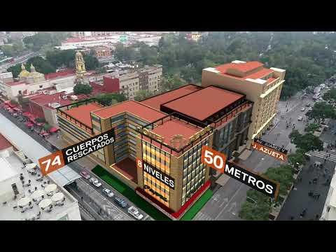 Hotel Regis: Terremoto 1985. Recorrido virtual y crónica de Enrique Campos