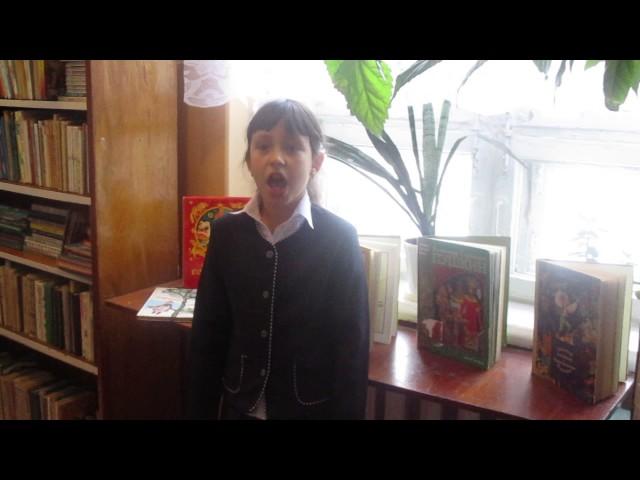 Изображение предпросмотра прочтения – АленаШахова читает произведение «Мартышка и очки» И.А.Крылова
