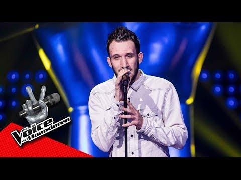 Nels zingt Straight Up  Blind Auditi  The Voice van Vlaanderen  VTM