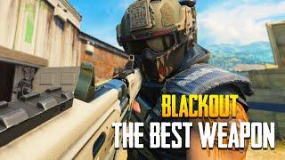 Kross - THE BEST GUN IN COD BLACKOUT!?