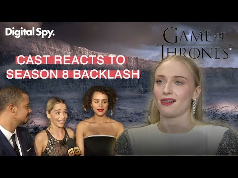 game-of-thrones-cast-react-to-season-8-fan-backlash