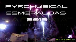 Pyromusical Esmeraldas