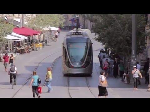 The Jerusalem Light Rail
