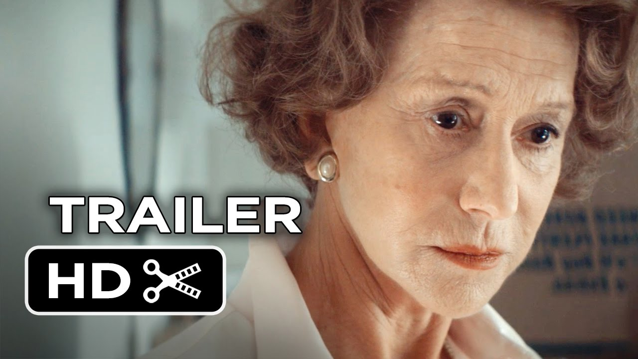 woman in gold trailer 1 2015 helen mirren katie