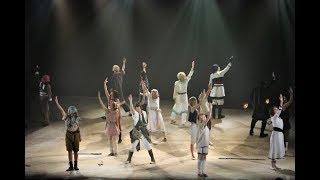 舞台『クジラの子らは砂上に歌う』(再演)公開ゲネプロ | エンタステージ クジラの子らは砂上に歌う 検索動画 13