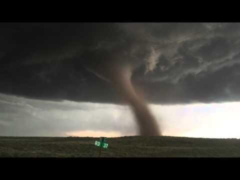 Incroyable tornade au Colorado