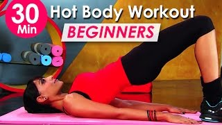 30 Min Total Body Workout for Weightloss - Beginners Workout – Bipasha Basu Fit & Fabulous You