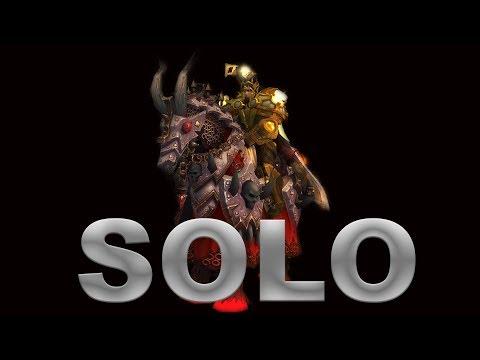 How to Solo Farm Legion Karazhan for Midnight's Eternal Reins