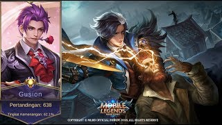 ROAD TO MYTHIC POINT 10.000 MAGIC CHESS MOBILE LEGENDS | NO VOICE | ID GROUP : 968354