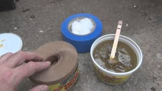 How to apply TangleFoot Insect Barrier