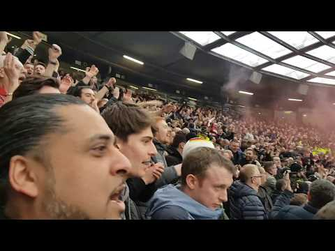 Allez, Allez, Allez - The Liverpool song taking the Kop by storm