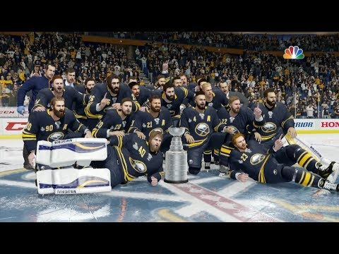 NHL 18 - Buffalo Sabres Stanley Cup Celebration