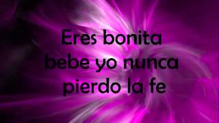 Bebe Bonita   Chino y Nacho ft Jay Sean Lyrics!.  GONZ..