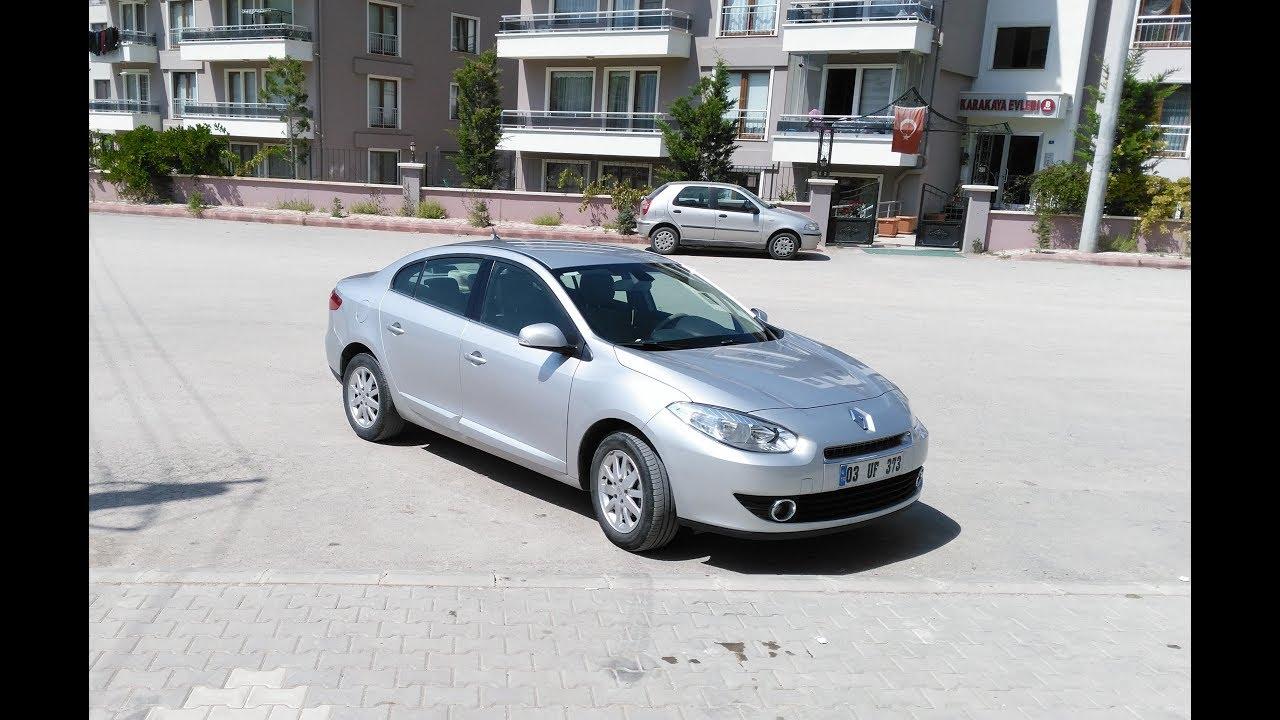 2010 1 5 Dci 105 Hp Privilege Renault Fluence Test Inceleme