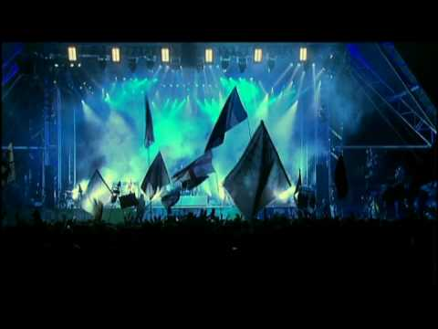 Muse - Hysteria Live Glastonbury 2004