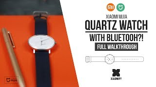 Xiaomi -Bluetooth- Quartz Watch [Xiaomify]