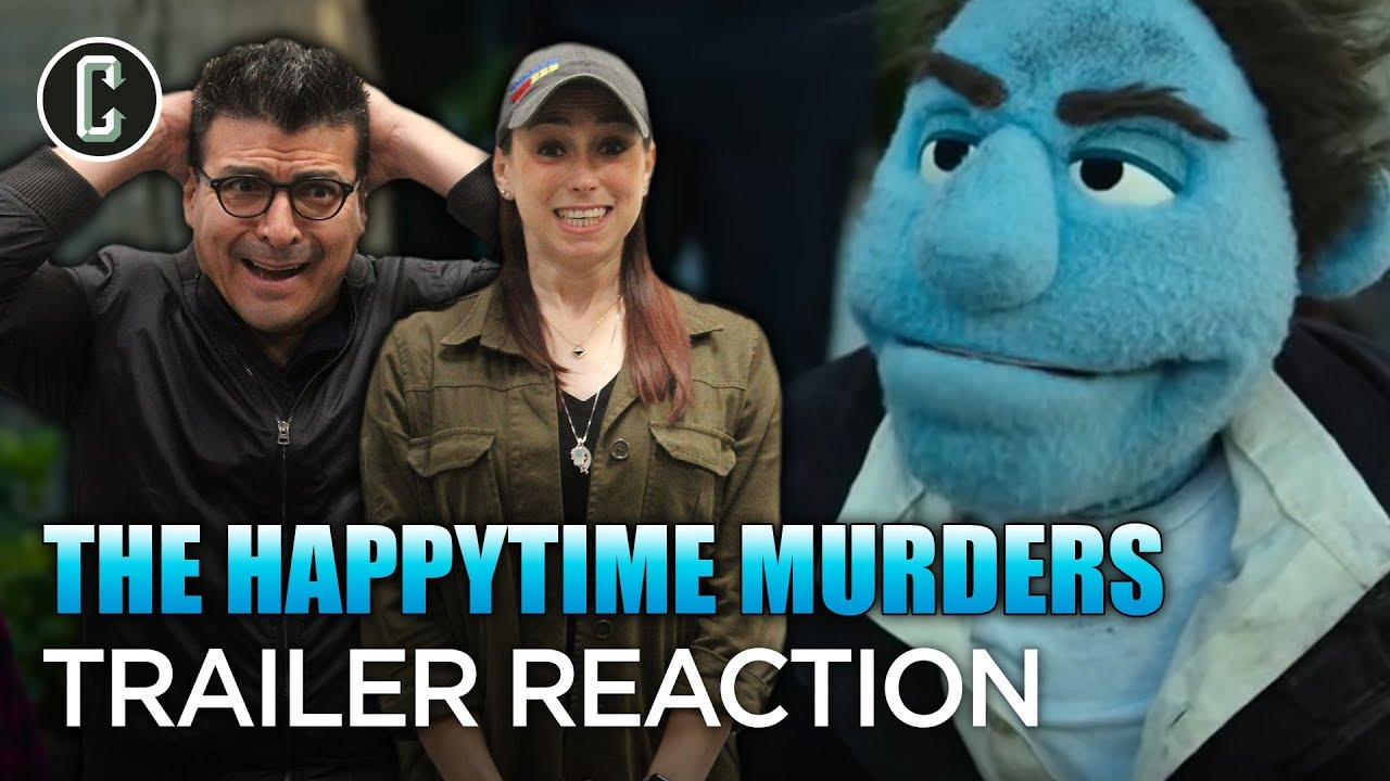 The Happytime Murders Trailer Reaction & Review - YouTube