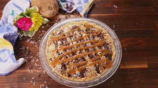 Frozen Samoa Pie | Delish