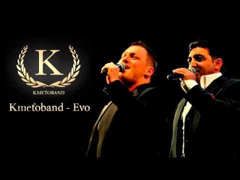 Kmeťoband - Evo (OFFICIAL SONG)