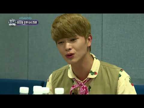 BTOB (비투비) Yook Sung Jae 육성재 - Fantastic Duo 2 판듀2 Waiting Room with Gummy 거미와의 대기실  [ENGSUB]