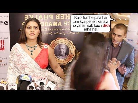 Mohnish Behl Saved Sister KAJOL From Getting EMBARA$$ED IN Public @ Dadasaheb Phalke Award thumbnail