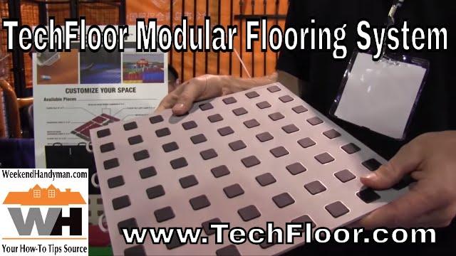 WeatherTech TechFloor Modular Customizable Flooring System | Weekend ...