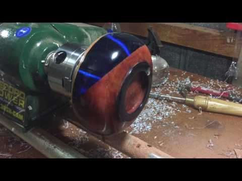 Introduction and Redgum and Resin Bowl