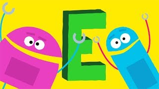 StoryBots | Learn The Vowels Song | A, E, I, O, U Song for Kids | Learning Songs for Children