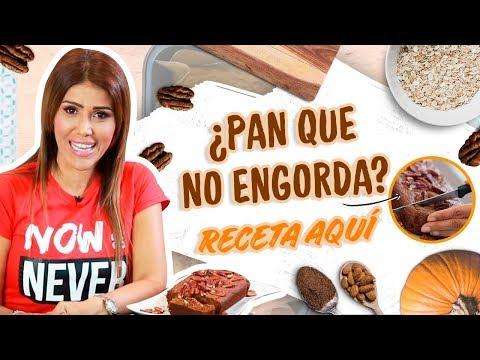 ¿Pan Sano Que No Engorda? Deliciosa Receta De Pan De Calabaza Casero Sin Harina