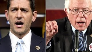 Bernie Sanders Vs. Paul Ryan: Is Healthcare a Right Or a Privilege?