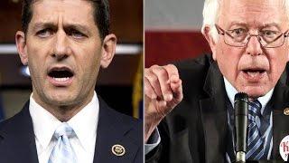 Gambar cover Bernie Sanders Vs. Paul Ryan: Is Healthcare a Right Or a Privilege?