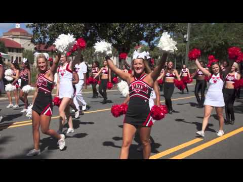 Valdosta State University - Homecoming 2013 video - YouTube