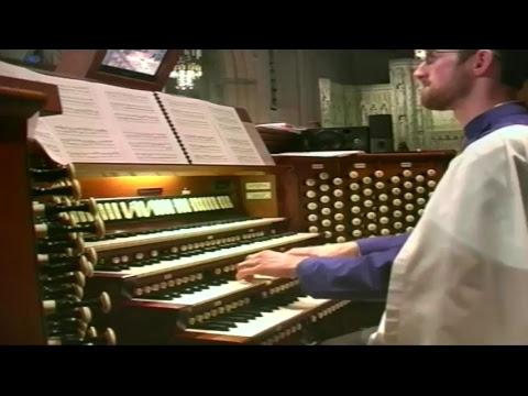 October 29, 2017: Sunday Worship Service at Washington National Cathedral