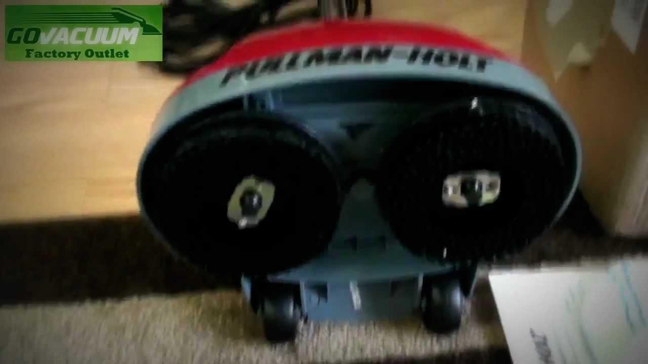 Pullman Holt Gloss Boss Mini Floor Scrubber And Buffer Review - Residential floor buffer machines