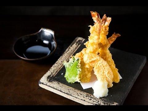 Japanese Shrimp & Vegetables Tempura Recipe 天ぷら 天婦羅食譜