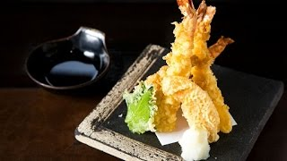 Shrimp & Vegetables Tempura Recipe 天ぷら 天婦羅