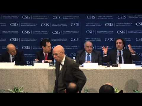 The New Egypt: Challenges of a Post-Revolutionary Era - Day 4 -Panel 2