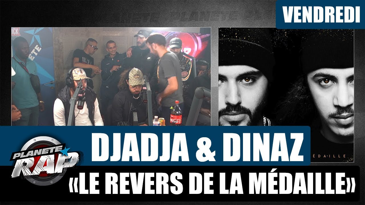 REVERS LA TÉLÉCHARGER MEDAILLE DJADJA DE