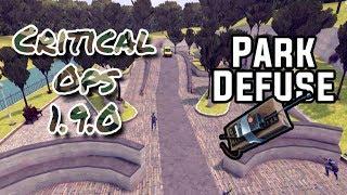 Critical Ops 1.9.0 Park Defuse | Dread