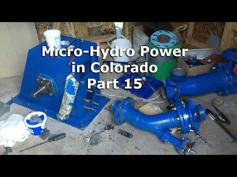 Part 15 MicroHydro Power System in CO