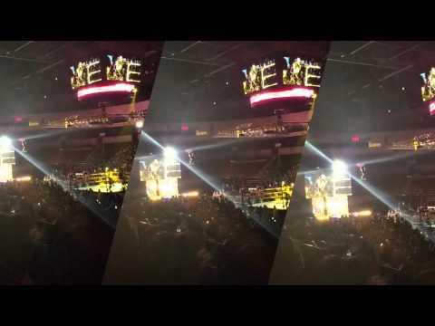 Wwe Road to wrestlemania live event Trenton NJ highlights.