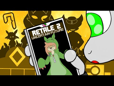Retale 2 Chapter 2 | Part 7 Oh No! Spike Dragon!