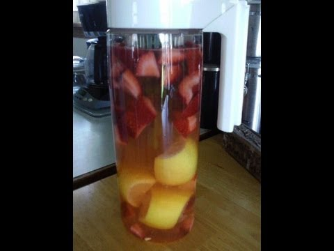 Cold Fruit Infusion