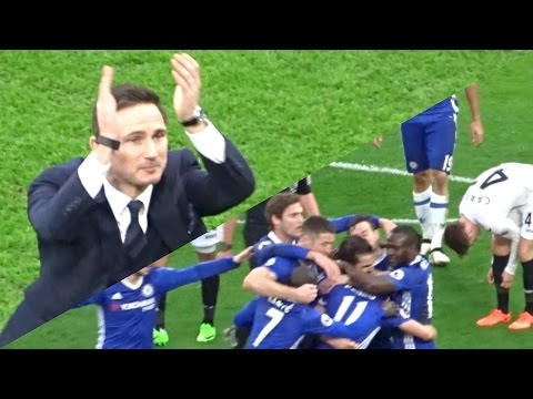 FRANK LAMPARD RETURNS TO CHELSEA! CHELSEA 3 SWANSEA 1 | COSTA, PEDRO AND FABREGAS  [VLOG]